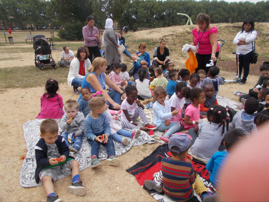 View Teddy Bear Picnic-Blue Class-July 2018